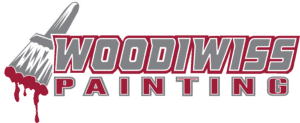 Woodiwiss Painting Logo