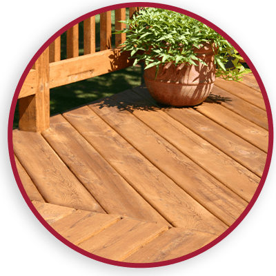Outdoor Wood Refinishing Icon